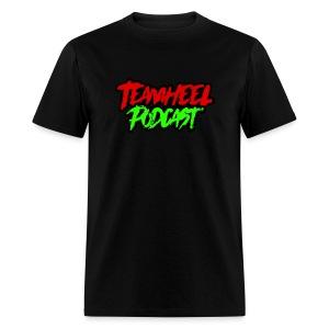 TEAMHEEL Podcast RedNGreen - Men's T-Shirt