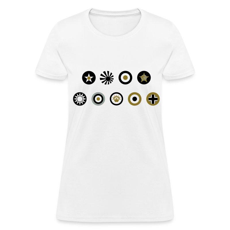 Axis & Allies: Simple Country Logo T-Shirt - Women's - Women's T-Shirt