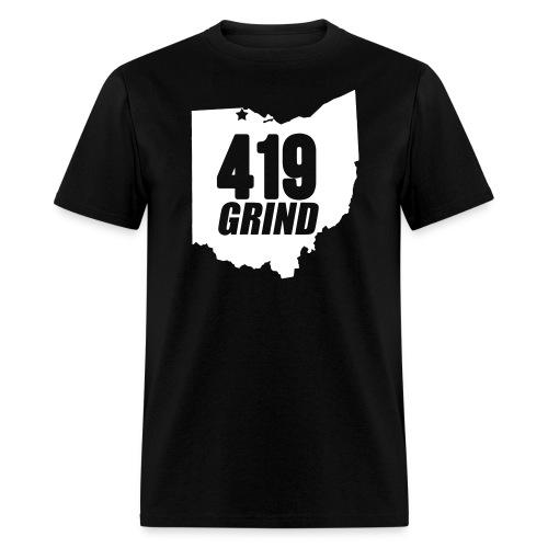 419 GRIND - Men's T-Shirt