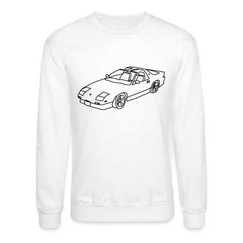 Flashback Car - Crewneck Sweatshirt