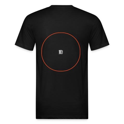 全自动full automation - Tshirt II - Fitted Cotton/Poly T-Shirt by Next Level