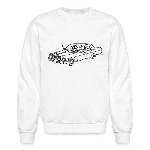 Car Trips - Crewneck Sweatshirt