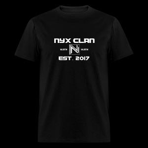 NyX Org. - Short Sleeve - Men's T-Shirt