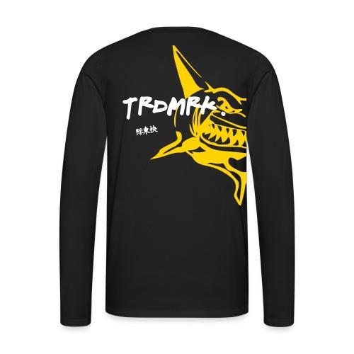 TrdMrk Long Sleeve - Men's Premium Long Sleeve T-Shirt