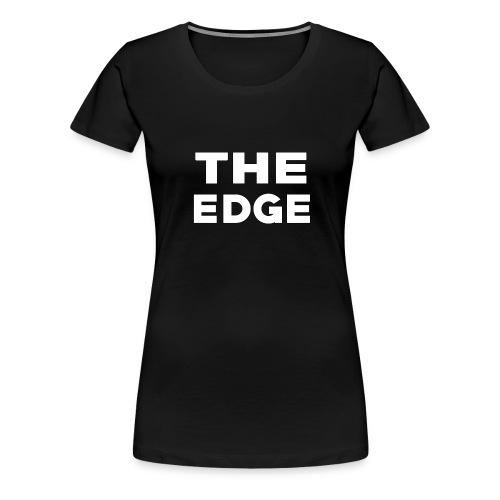 TheEdge Womens Tee - Women's Premium T-Shirt