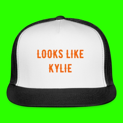 looks like kylie cap - Trucker Cap