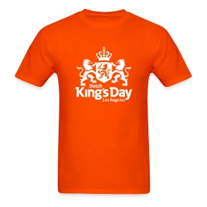 Dutch King's Day T-shirt 2017  - Men's T-Shirt