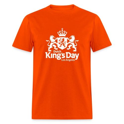 Dutch King's Day T-shirt 2017  - Men's T-Shirt