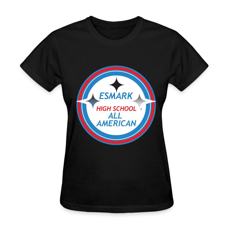White Background - Women's T-Shirt