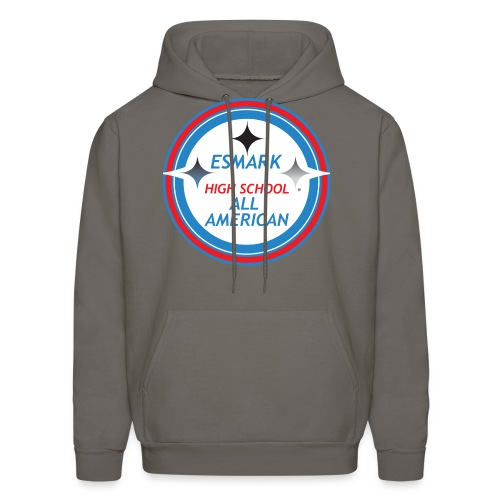 White Background - Men's Hoodie