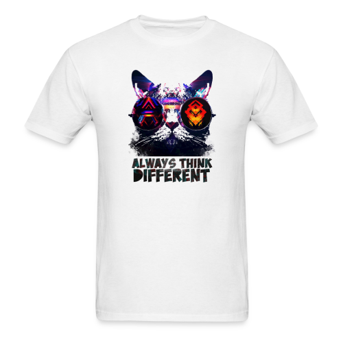 ThinkDiff_tee - Men's T-Shirt
