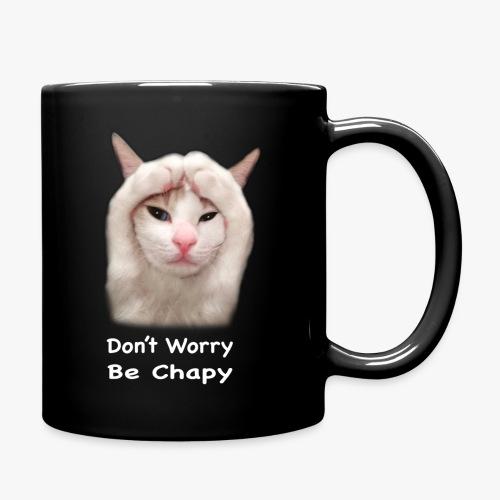 Hands Up Chapy Coffee Mug - Full Color Mug