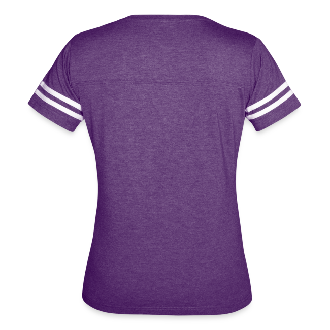 Women's Vintage Sport T- Men right- Front