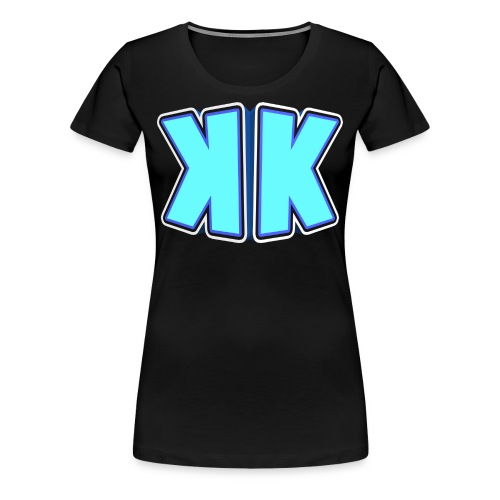 Krojak Woman's T-Shirt Black - Women's Premium T-Shirt