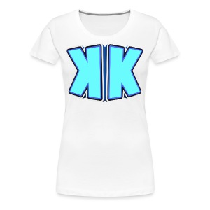 Krojak Woman's T-Shirt White - Women's Premium T-Shirt