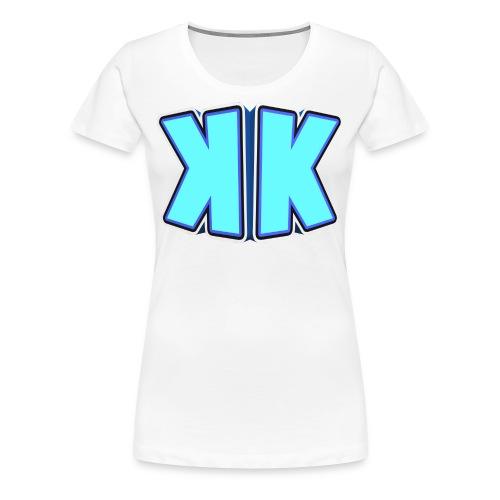 Krojak Woman's T-Shirt White - Women's Premium T-Shirt