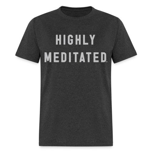 Highly Meditated Tee - Men's T-Shirt