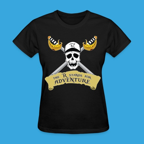 Pirate Shirt! (Women's) - Women's T-Shirt