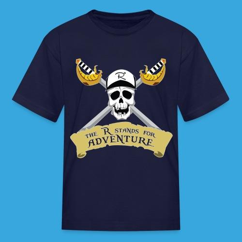 Pirate Shirt! (Kids) - Kids' T-Shirt
