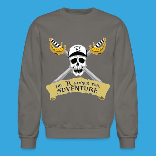 Pirate Sweater! - Crewneck Sweatshirt