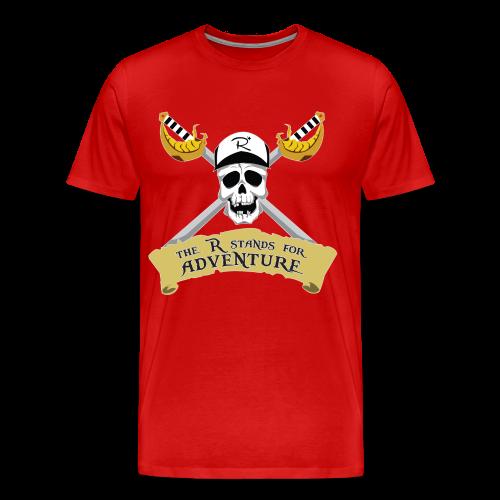 Pirate Shirt! (Premium/Plus sizes) - Men's Premium T-Shirt