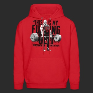 THIS IS MY FUCKING BELT - Men's Hoodie