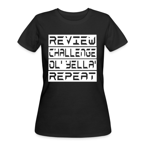 Repeat Tee - Women's - Women's 50/50 T-Shirt