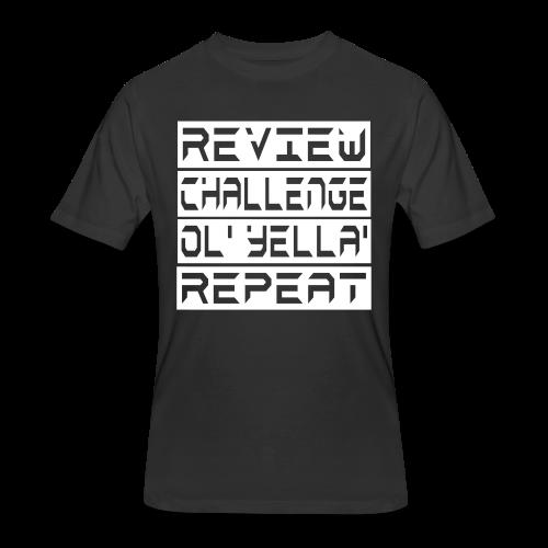Repeat Tee - Men's - Men's 50/50 T-Shirt