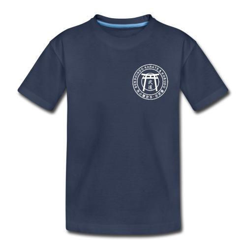 Kid's Premium T Shirt Unisex.Quote 10. White text. - Kids' Premium T-Shirt