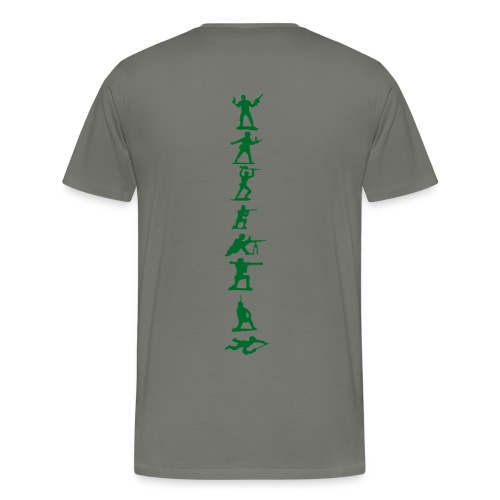 Tactical Team - Men's Premium T-Shirt