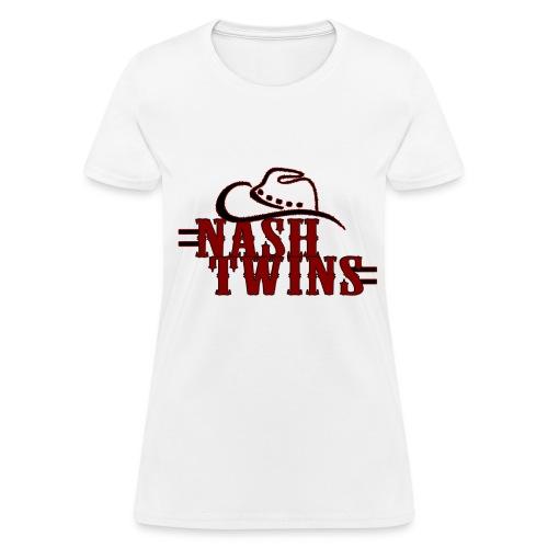 Nash Twins - Woman's T-Shirt - Women's T-Shirt