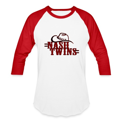 Nash Twins - Long Sleeve - Baseball T-Shirt