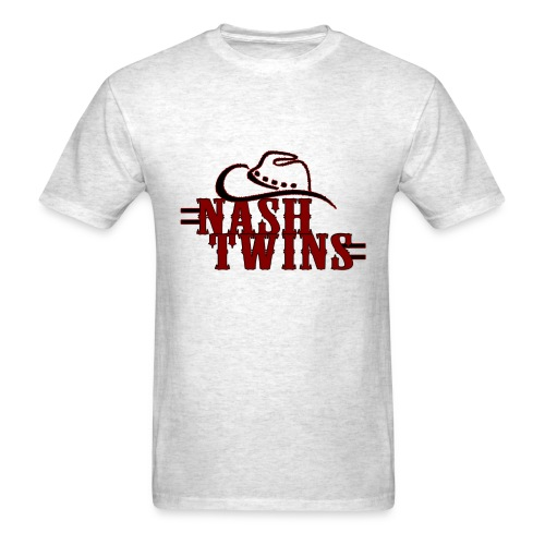 Nash Twins - Men's T-Shirt - Men's T-Shirt