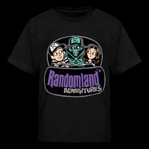Ghoulish Parody Kids - Kids' T-Shirt