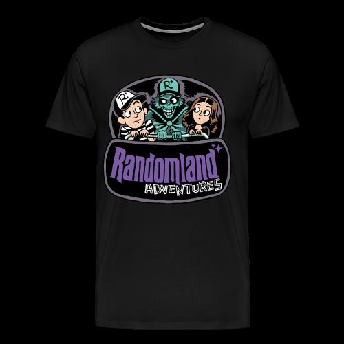 Ghoulish Parody Plus sizes / Premium - Men's Premium T-Shirt