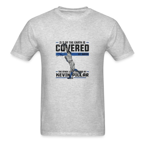 Kevin Pillar Customized Blue Jays T-Shirt - Men's T-Shirt