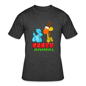 Party Animal Mens - Men's 50/50 T-Shirt