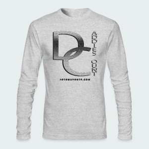 Daddie Count - Men's Long Sleeve T-Shirt by Next Level
