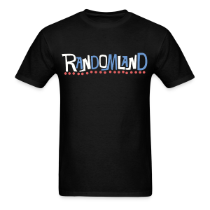 Randomland Retro Shirt  - Men's T-Shirt