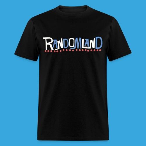 Randomland Retro Shirt  - Men's T-Shirt