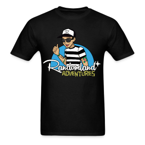 Randomland Adventures Shirt! (Men/Unisex) - Men's T-Shirt