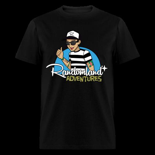 Randomland Adventures Shirt! (Men/Unisex) - Men's T-Shirt