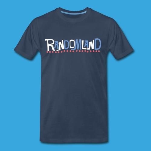 Randomland Men's Premium Shirt (Incl Plus sizes) - Men's Premium T-Shirt