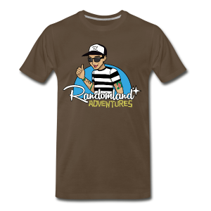 PREMIUM Randomland Adventures shirt! - Men's Premium T-Shirt