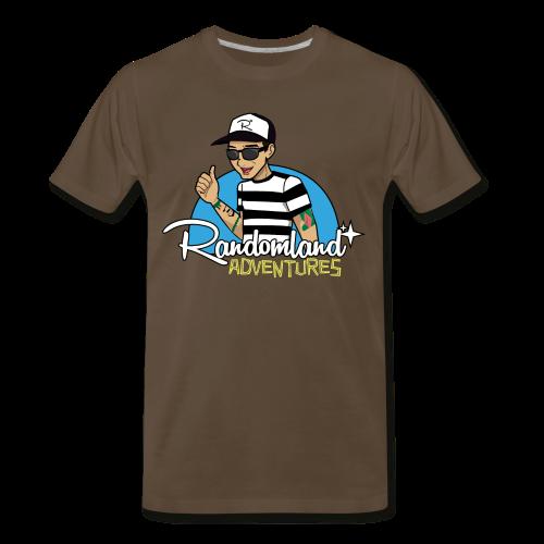 PREMIUM Randomland Adventures shirt! - Men's Premium T-Shirt