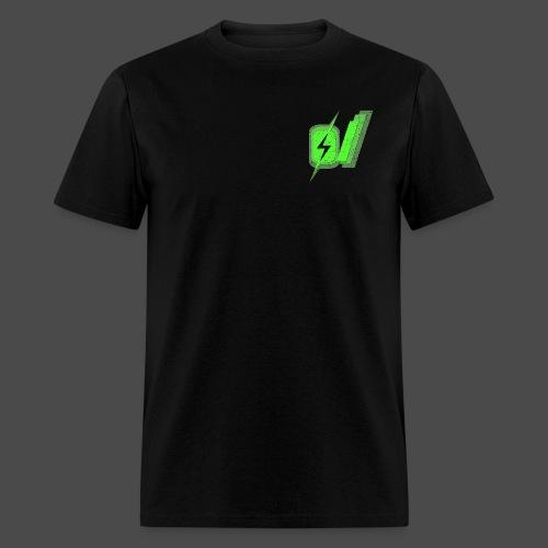 O Slash Men's T-Shirt - Men's T-Shirt