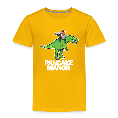 TODDLER : Dino Riders - Toddler Premium T-Shirt