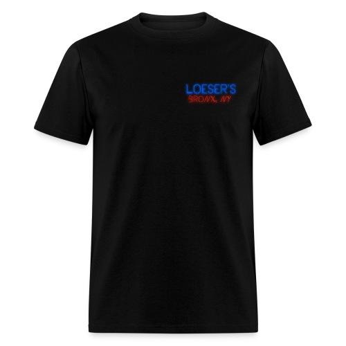 Loeser's Late Night Neon Tee - Men's T-Shirt