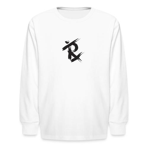 Trixter Logo Longsleeve Tee - FOR KIDS!!! - Kids' Long Sleeve T-Shirt