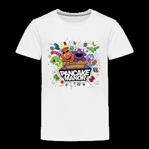 TODDLER:  Explosion tee - Toddler Premium T-Shirt
